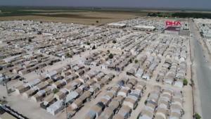 Gaziantep'te 5 Mülteci Kampı Kapatılacak, Suriyeliler Sınıra Taşınacak
