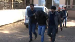 Gaziantep Baba Oğulun Katil Zanlısı, Ormanda Yakalandı