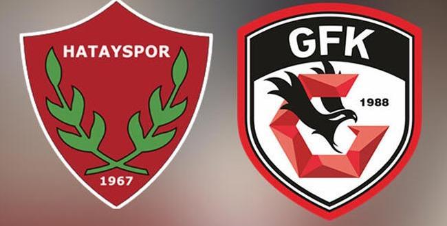 Gaziantep FK, Atakaş Hatayspor'u Ağırlayacak.