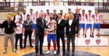 Gaziantep Polisgücü Avrupa Şampiyonluk Kupasını Aldı