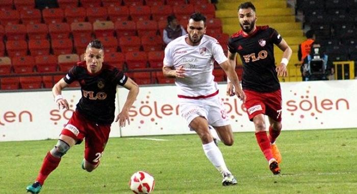 Gaziantep Son Dakikada Güldü: 1-0