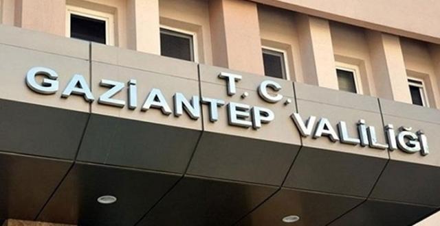 Gaziantep'te 30 gün eylem ve etkinlikler yasaklandı