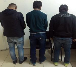 Gaziantep'te Cep Telefonu Gasbına 3 Tutuklama