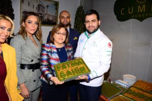 Gaziantep'te Dolu Dolu Bikap Alışveriş Şenliği