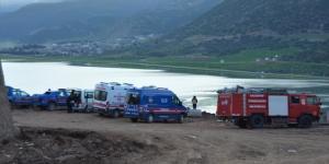 Gaziantep'te Gölet Kenarında Ceset Bulundu