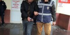 Gaziantep'te Hırsızlık Yaptı