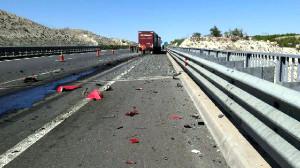 Gaziantep'te İki Tır Çarpıştı: 1 Ölü