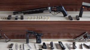 Gaziantep'te Kaçak Silah İmalathanesine Baskın 5 Gözaltı