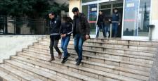 Gaziantep'te kapkaç yöntemiyle Hırsızlık iddiası