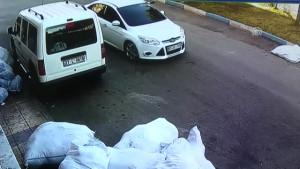 Gaziantep'te Otomobilden Hırsızlık