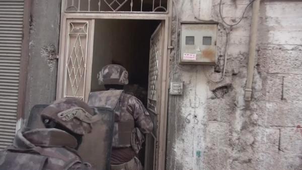Gaziantep'te Terör Operasyonunda 7 Tutuklama