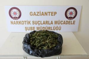 Gaziantep'te Uyuşturucu Operasyonu: 5 Gözaltı