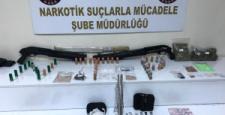 Gaziantep'te Uyuşturucu Tacirlerine Operasyon: 10 Tutuklama