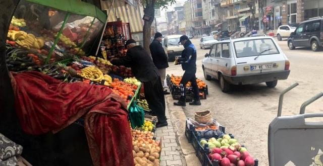 Gaziantep'te yer işgallerine fırsat verilmiyor