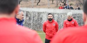 Gazişehir Gaziantep'te Adana Demirspor Mesaisi