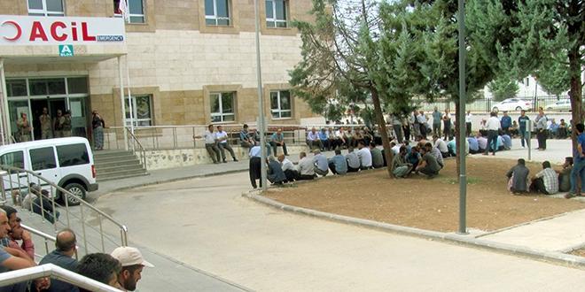 Gaziantep'te Akraba Faciası: 1 Ölü, 2 Yaralı