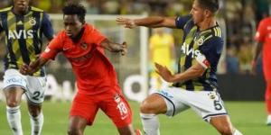 PFDK'den Gaziantep FK oyuncusu Diarra'ya 2 maç ceza
