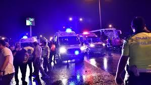 Tarsus-Adana-Gaziantep Otoyolunda Zincirleme Kaza!