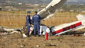 Son dakika… Antalya'da Eğitim Uçağı Düştü: 2 ölü, 1 yaralı