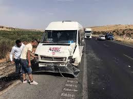 Gaziantep'te Zincirleme Kaza: 7 Yaralı