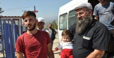 İslahiye'den 660 Sığınmacı Daha Ayrıldı