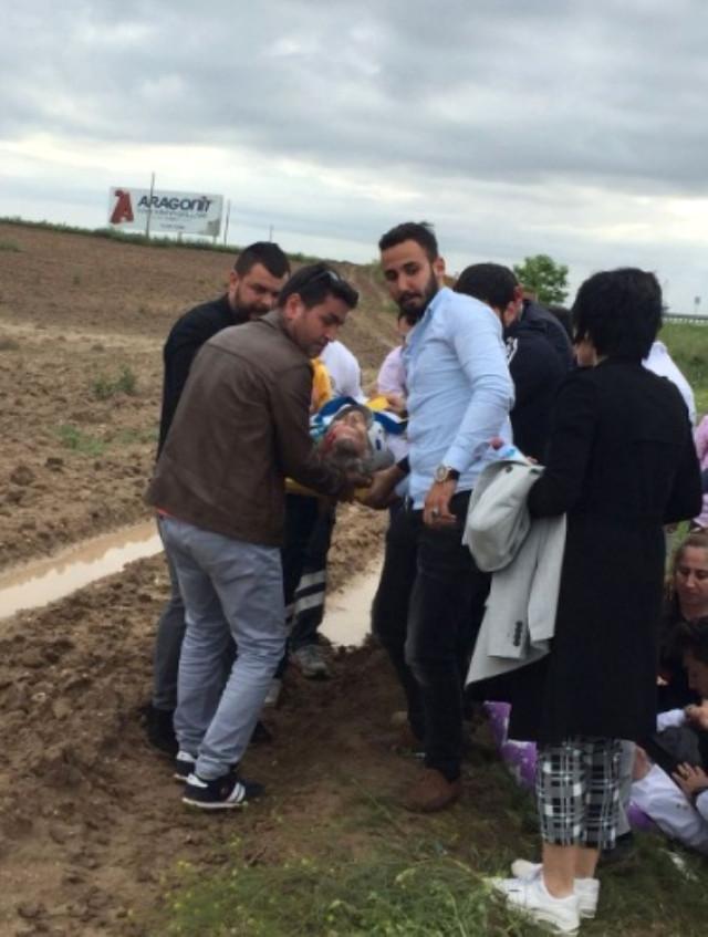 İYİ Parti Milletvekili Adayları, Ölümden Döndü