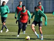 Konyaspor'da, Gaziantep Futbol Kulübü maçı hazırlıkları
