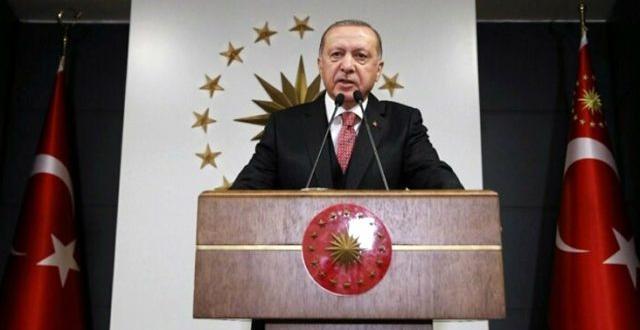 Cumhurbaşkanı Erdoğan: Parayla maske satışı kesinlikle yasaktır