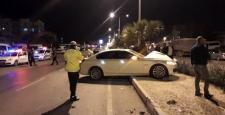 Nurdağı'nda iki araç çarpıştı: 1 yaralı