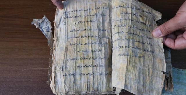 Jandarmanın Ele Geçirdiği İbranice Kitap İncelenecek