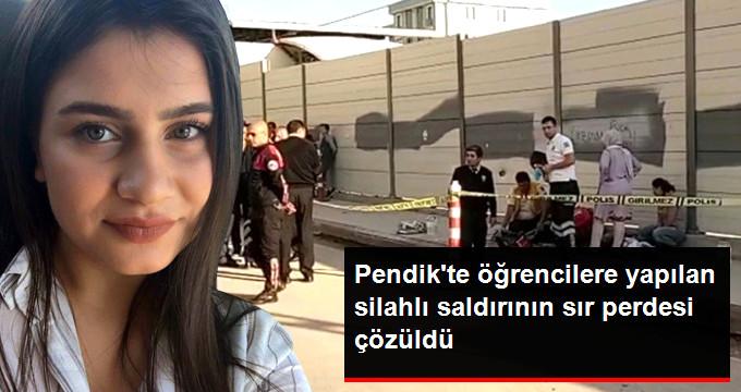 Garda dehşet randevusu… Helin'i pompalıyla katletti, 2 öğrenciyi de yaraladı