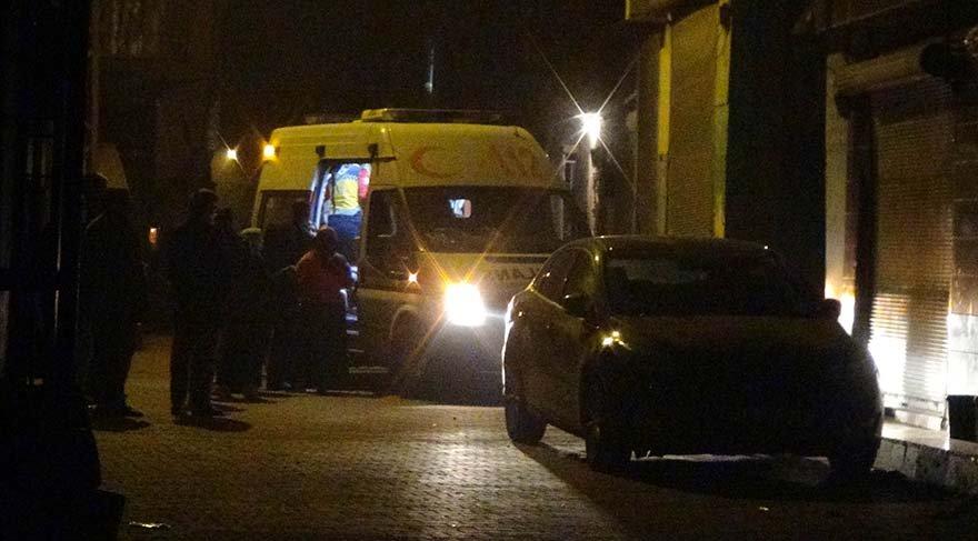 Gaziantep'te eve kalaşnikoflu saldırı! 1 ölü