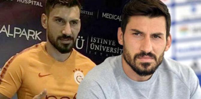 Şener Özbayraklı Galatasaray'da
