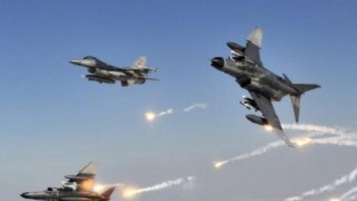 TSK'dan K.Irak'a operasyon!